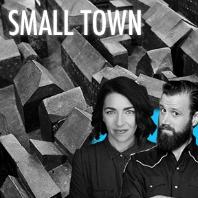 Small Town by Australian Screenwriters Ella Roby and Lachlan Marks