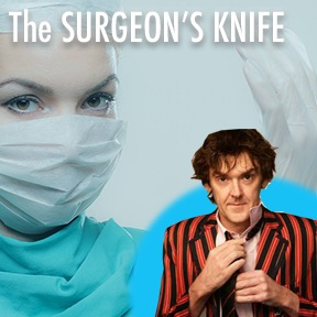 The Surgeon's Knife by Australian Screenwriter Matt Ford, developed by Scripted Ink.