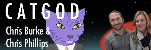 Catgod by Australian Screenwriters Chris Phillips and Chris Burke