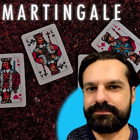 Martingale by Australian Screenwriter Harry Aletras