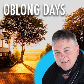 Oblong Days by Australian Screenwriter John Alsop