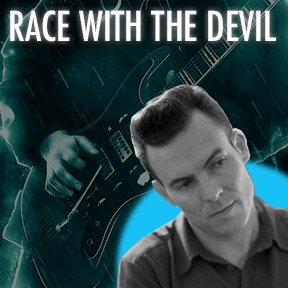 Race With the Devil by Australian Screenwriter Adam Spellicy